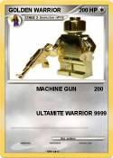 GOLDEN WARRIOR