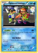 Splatoon Inklin