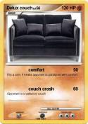 Delux couch