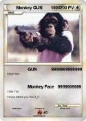Monkey GUN 1000