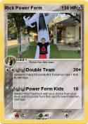 Rick Power Form