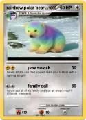 rainbow polar