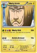 Manly Armin
