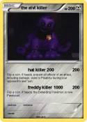 the eivl killer