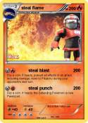 steal flame