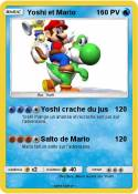 Yoshi et Mario