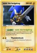 sonic the hedge