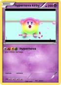 hypernova kirby