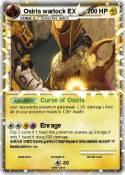 Osiris warlock