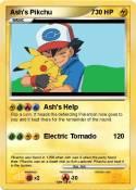 Ash's Pikchu 7