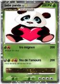 bebe panda