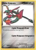 Cyber Raquaza