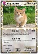 Kitty kitty kat