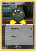 darkness kirby