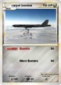 carpet bomber