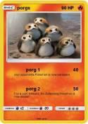 porgs