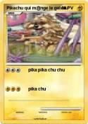 Pikachu qui