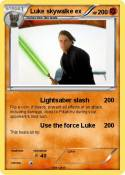 Luke skywalke