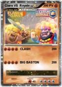 Clans VS Royale