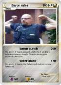 Baron rules