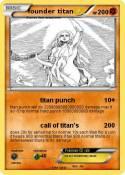 founder titan