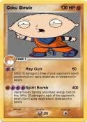 Goku Stewie