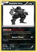 Shawdow Ninja
