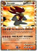 fire sonic 991