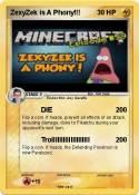 ZexyZek is A