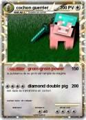 cochon guerrier