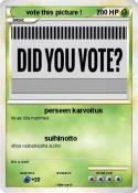 vote this