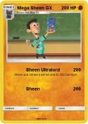 Mega Sheen GX