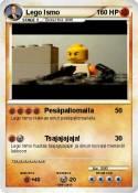 Lego Ismo