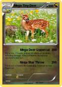 Mega Tiny Deer