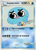 Gumball tierno