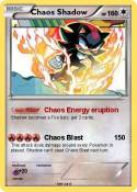 Chaos Shadow