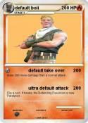 default boii