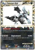 Pokemon Noir 99