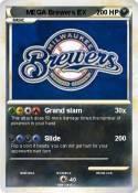 MEGA Brewers EX