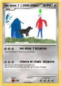 les sims 1 (