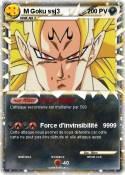 M Goku ssj3
