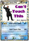 Can't Touch