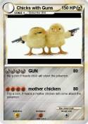 Chicks with