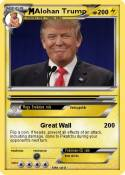 Alohan Trump