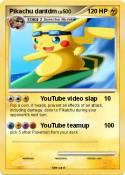 Pikachu dantdm