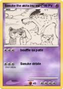 Sasuke the