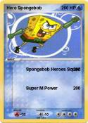 Hero Spongebob