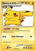 pikachu ALEXEI