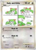Ralts and