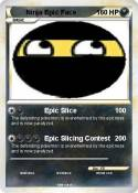 Ninja Epic Face
